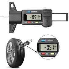 Digital LCD Reifenprofilmesser Tiefenmesser Reifen Messchieber inkl.Batterie DE