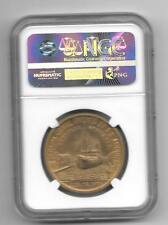 1915 PANAMA-CALIF.  SO CALLED DOLLAR-HK428 NGC MS62 SCARCE
