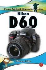 Nikon D60 (Focal Digital Camera Guides), New, Hilz, Corey Book