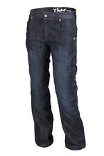 Bull-it Covec SR6 Casual Look Motorcycle Jeans - Federal Red - Leg 34 - Waist 30