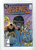 LEGENDS #1 1986 NEAR MINT 9.4 2957