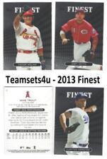Carte collezionabili baseball, - senza marca/generico-stagione 2013