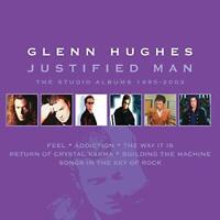 Glenn Hughes - JUSTIFIED MAN ' THE STUDIO ALB [CD]