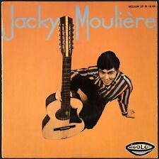 JACKY MOULIERE - EP 45 tours Vogue - Rigolo RI 18731