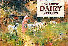 New.Favourite Dairy Recipes Book.End Of Stock!