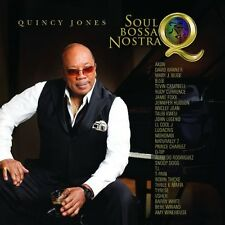 Q: Soul Bossa Nostra by Quincy Jones (CD,Dec2010) AKON JOHN LEGEND MARY BLIGE TI