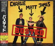 Busted - Busted - Japan CD+1BONUS+VIDEO - NEW - 13Tracks