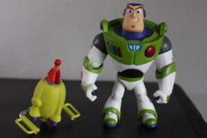 Disney Store Pixar Toybox Buzz Lightyear Toy Story Action Figure -- Loose