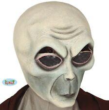 Alien Kostüm Kopfmaske Voll Latex Headmask Neu Fg
