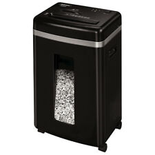 Fellowes Powershred 450M Small Office Micro Cut Shredder