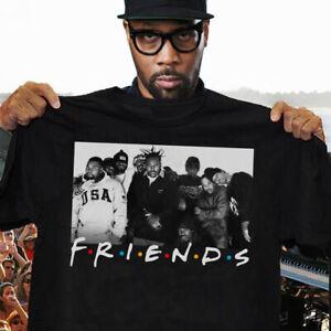 Wu-Tang Clan Friends Tv Show T-Shirt Funny Vintage Gift For Men Women