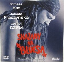 Skazany na bluesa (DVD) Jan Kidawa-Blonski (Shipping Wordwide) Polish film