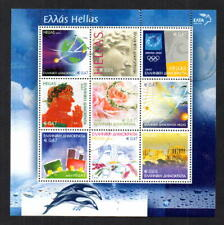 Greece. Pesronal stamps year 2003, Olympic Games Athens 2004, Miniature Sheet