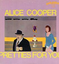 "ALICE COOPER ""PRETTIES FOR YOU"" ORIG US 1969 EX/M-"