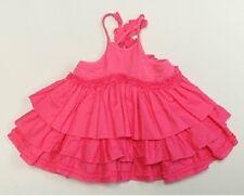 NWT ELIANE & LENA CLOCHOTTE baby girl orchid pink dress 12M, 18M, 2y 3y 4y 43R02