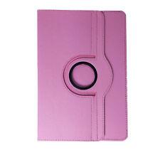 Bookcase Tablet Tasche für ARCHOS / Tyre24 Xenon Hülle Rose 10.1 Zoll 360