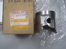 KAWASAKI N.O.S PISTON KX500 13001-1298 STD Size 1988 E1 D1
