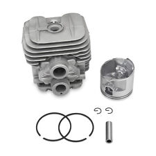 New Cylinder Head Fits Stihl TS410 TS420 Piston Kit With Rings Pin Clips 50mm