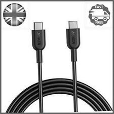 Anker PowerLine II USB-C to USB-C 2.0 Cable 6ft/1.8m Probably The World's Most
