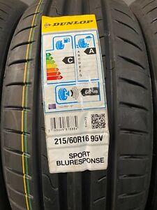 Dunlop Sport Bluresponse 215/60 16 95V
