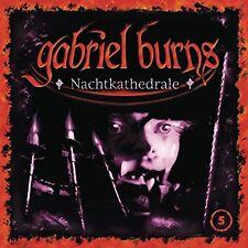 GABRIEL BURNS - 05/NACHTKATHEDRALE (REMASTERED EDITION)  CD NEU