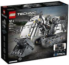 Lego 42100 technique LIEBHERR Pelleteuse R 9800