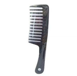 Travel pocket hair comb brush mini pocket men's and women's Palm scalp plastic