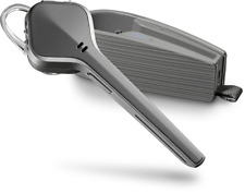 Plantronics Voyager Edge Wireless Bluetooth Headset with Charging Case - Carbon