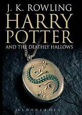 Harry Potter and the Deathly Hallows by J.K. Rowling (Hardback, 2007)