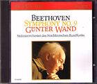 Günter WAND: BEETHOVEN Symphony No.9 Edith Wiens Hartwig RCA CD Gunter Sinfonie