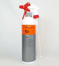 KochChemie Eulex Klebstoff & Fleckentferner 1 Liter Klebstoff Entferner + Kopf