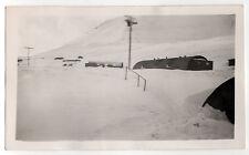 1944 ATTU ALASKA Photo PHOTOGRAPH US Navy Base MILITARY WWII Naval USN Island AK