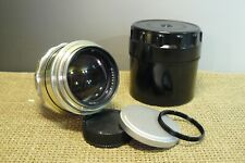 JUPITER - 9. F2 /85mm USSR /Russian Lens for SLR camera M39/ M42  (308)