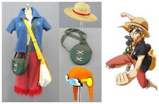 One Piece Luffy Cosplay Costume movie version 2