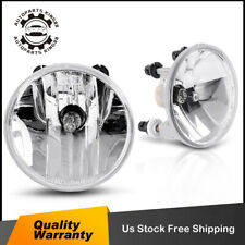 for 2007 2008 2009 2010 2011 2012 2013 Chevy Avalanche Tahoe Fog Light Lamp PAIR