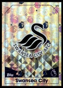 Match Attax 2016-2017 Club Badge Swansea City Club Badge No. 271