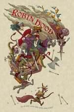 Disney/'s Robin Hood 1973 Multi Sized Movie Poster Canvas Wall Art Film Print 70s