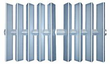 Weber Stainless Steel Summit A & B Gas Grill Flavor Bar Heat Plates 98962 New