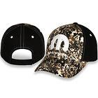 Mopar Digital Camo / Black Officially Licensed Structured Adjustable Hat / Cap