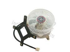 50W / 100W Led Heatsink With Fan For 50W / 100W High Power Led Light