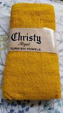 ** BN 60's Vintage Cotton Christy Turkish Hand Towel Bale **