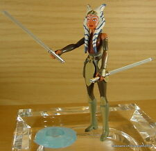STAR WARS Clone AHSOKA TANO Animated figure cartoon Loose NEW!