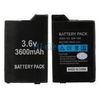 2X New 3.6V 3600mAh Battery Pack for Sony PSP Slim 2000 3000