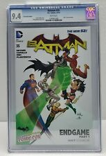 Batman #35 Convention Exclusive Graded 9.4 CGC Universal Grade