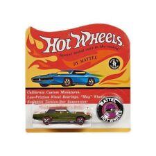 2018 Hot Wheels RLC 50th HWC Original 16 CUSTOM T-BIRD 1967 Ford 1:64 Limited