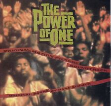 THE POWER OF ONE Soundtrack CD