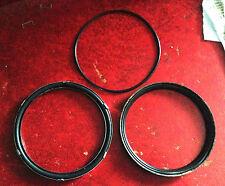 TRIUMPH SPITFIRE,GT6,VITESSE,tacho/tachometer dichtung glas/blende/ring/