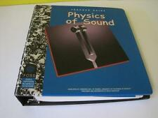 FOSS TEACHER GUIDE PHYSICS OF SOUND FULL OPTION SCIENCE SYSTEM BINDER 1159242565