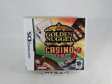 GOLDEN NUGGET CASINO DS NINTENDO DS DSi 2DS 3DS NS PAL ITA ITALIANO COMPLETO