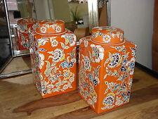 Deko-Gefäße & -Schalen im orientalischen/asiatischen Stil aus Keramik